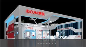 2017年中国电信天翼展,普尼为10家行业领袖提供优质展览服务
