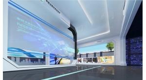公司展厅形象展示空间如何设计