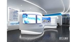 色彩表现的重要在展厅设计中必不可缺