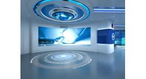 企业展厅设计公司浅谈展厅设计的3种风格