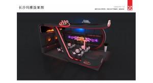 2019年广州国际灯光、音响展-展台设计