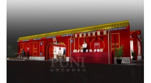 普尼与昆明若海就2019年珠海茶博会达成合作!