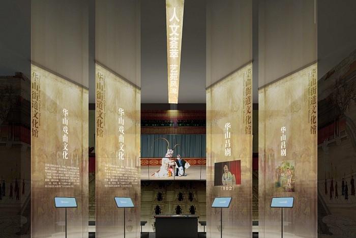 华山街道文化馆