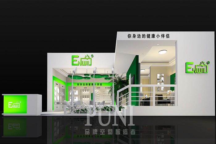 世耀光电科技展台设计